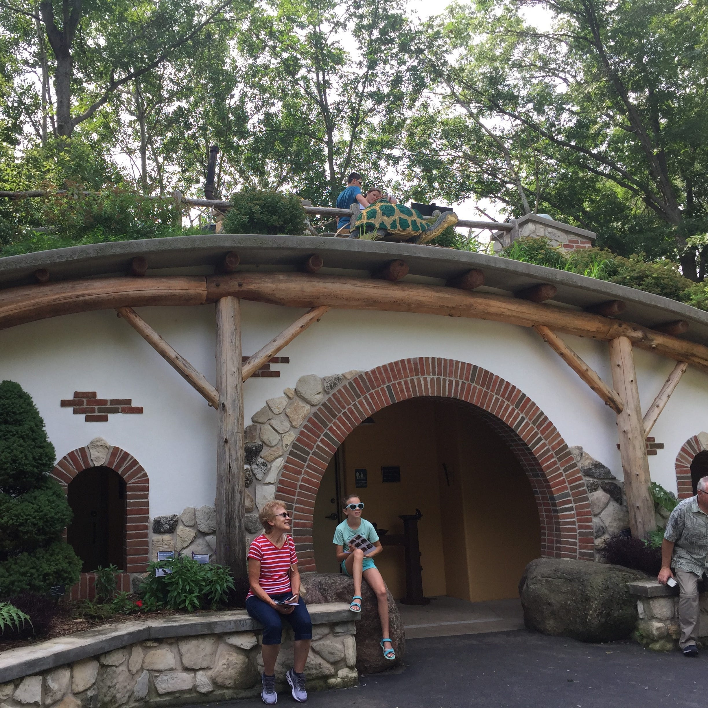 Flush with excitement: Green Bay's Hobbit House in running for America's Best Restroom
