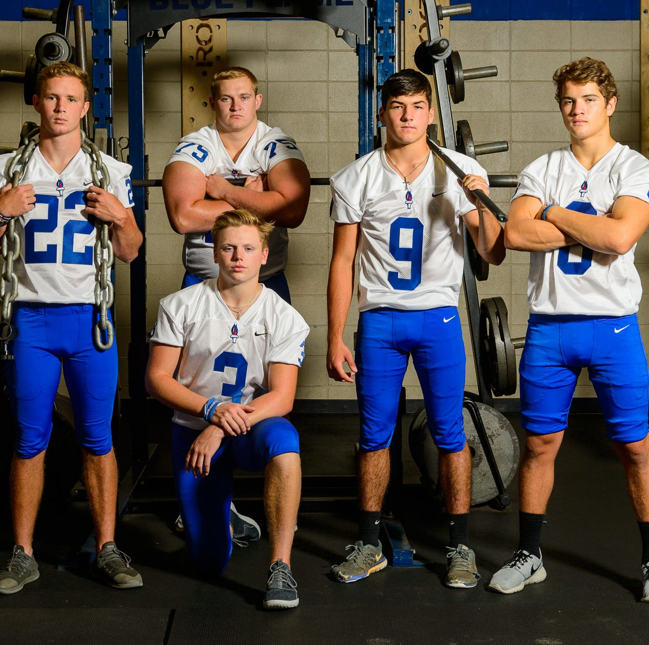 2018 football preview: Toughness, experience have Blue Flame feeling confident