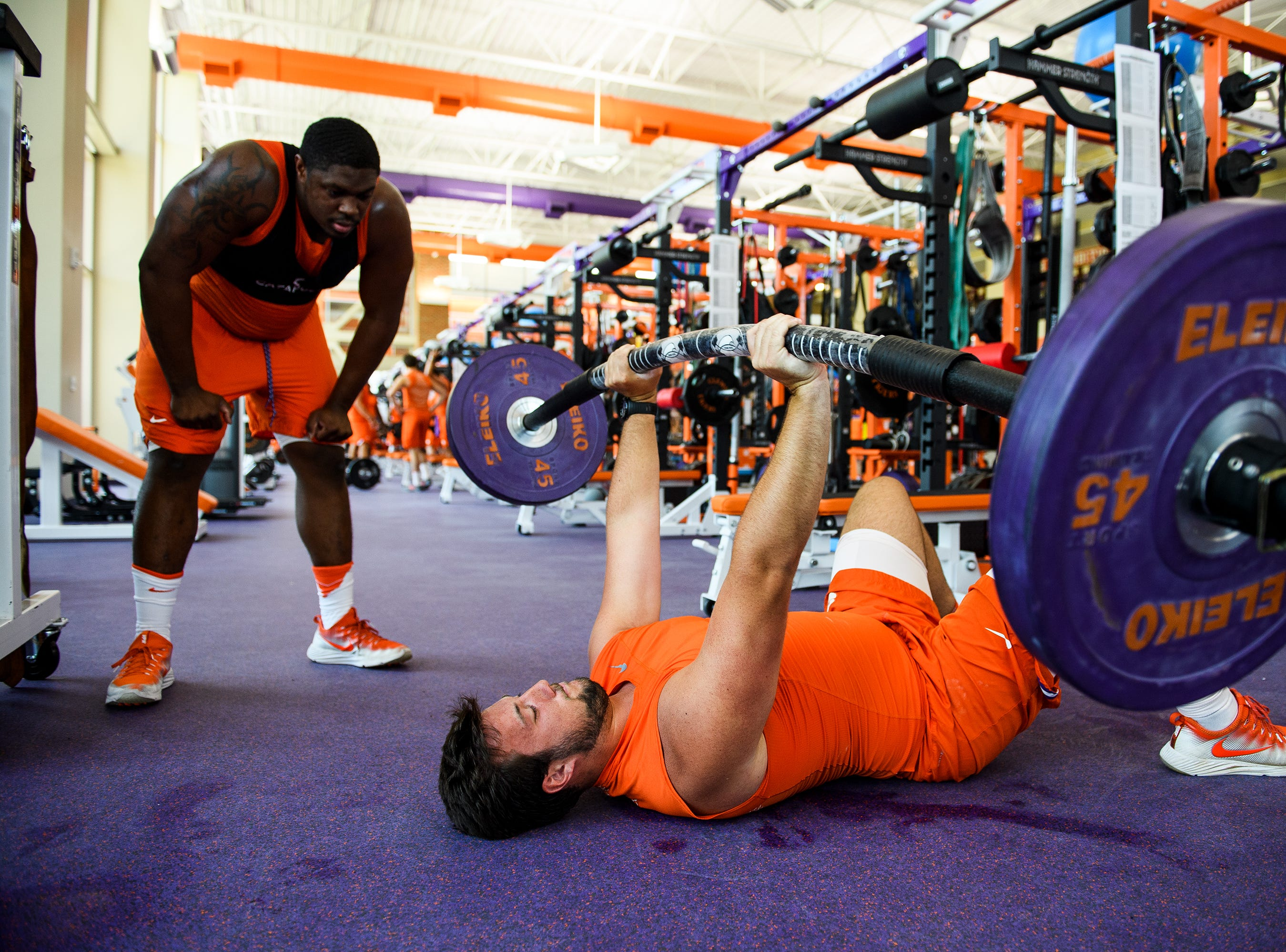 Clemson football trains with Anderson man's invention that's 'changing the game'