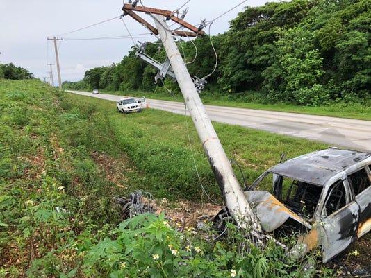#filephoto car crash