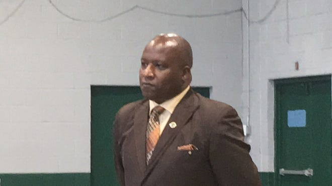 Hattiesburg Mayor Toby Barker named Ronnie Perkins his choice for public works director.