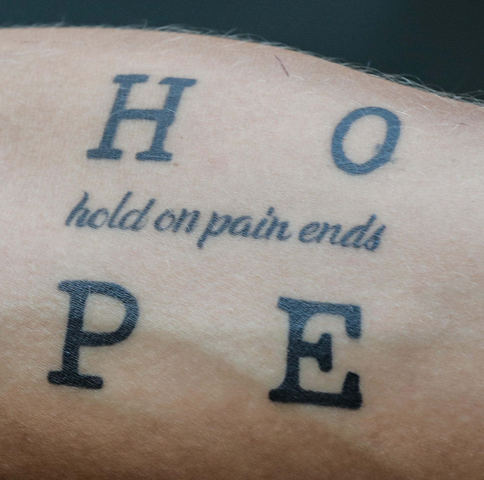 'There is hope.' Peer recovery coaches use experience to help others overcome addiction.