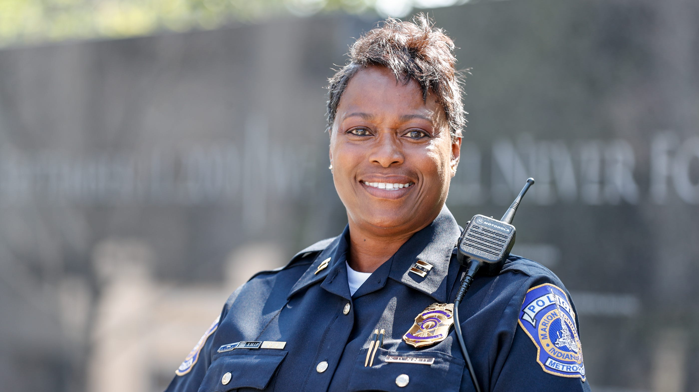 IMPD promotions reflect effort by department to become more diverse