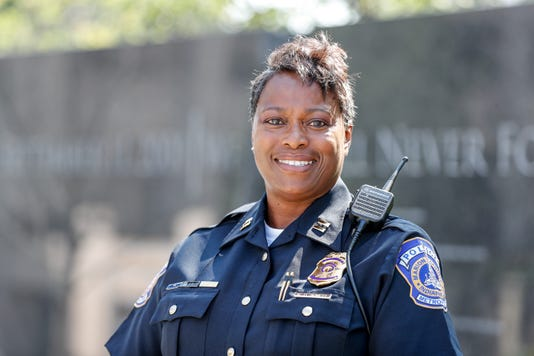 Karen Arnett Is Second African American Female To Be Promoted To Impd Captain