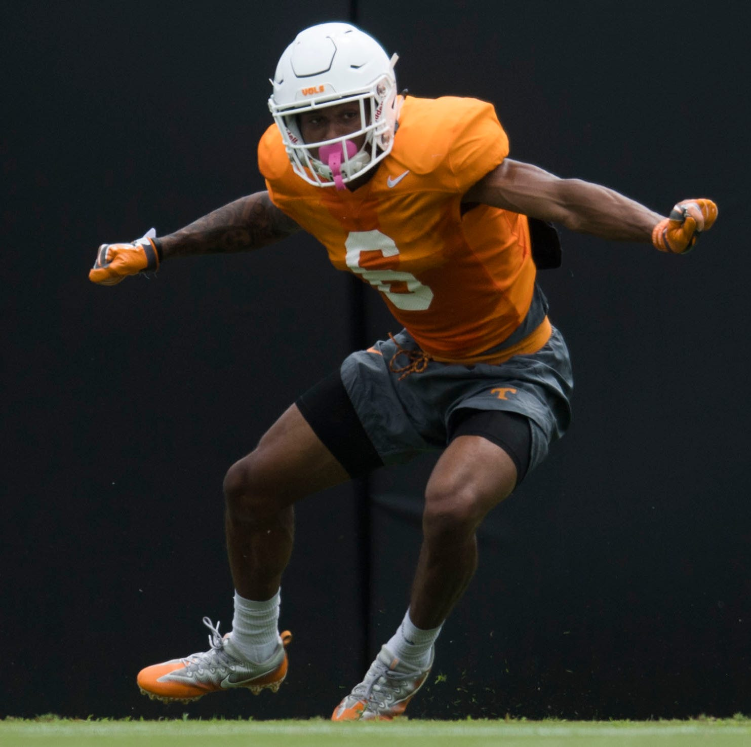 Mike Strange: A shift could make the difference for Alontae Taylor, and for Vols