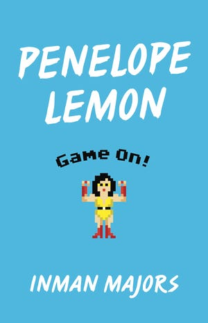 Knoxville native Inman Majors' comic novel, 'Penelope Lemon: Game On!'