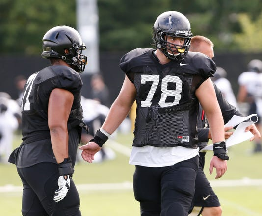 Laf Tuesday At Purdue Football Practice