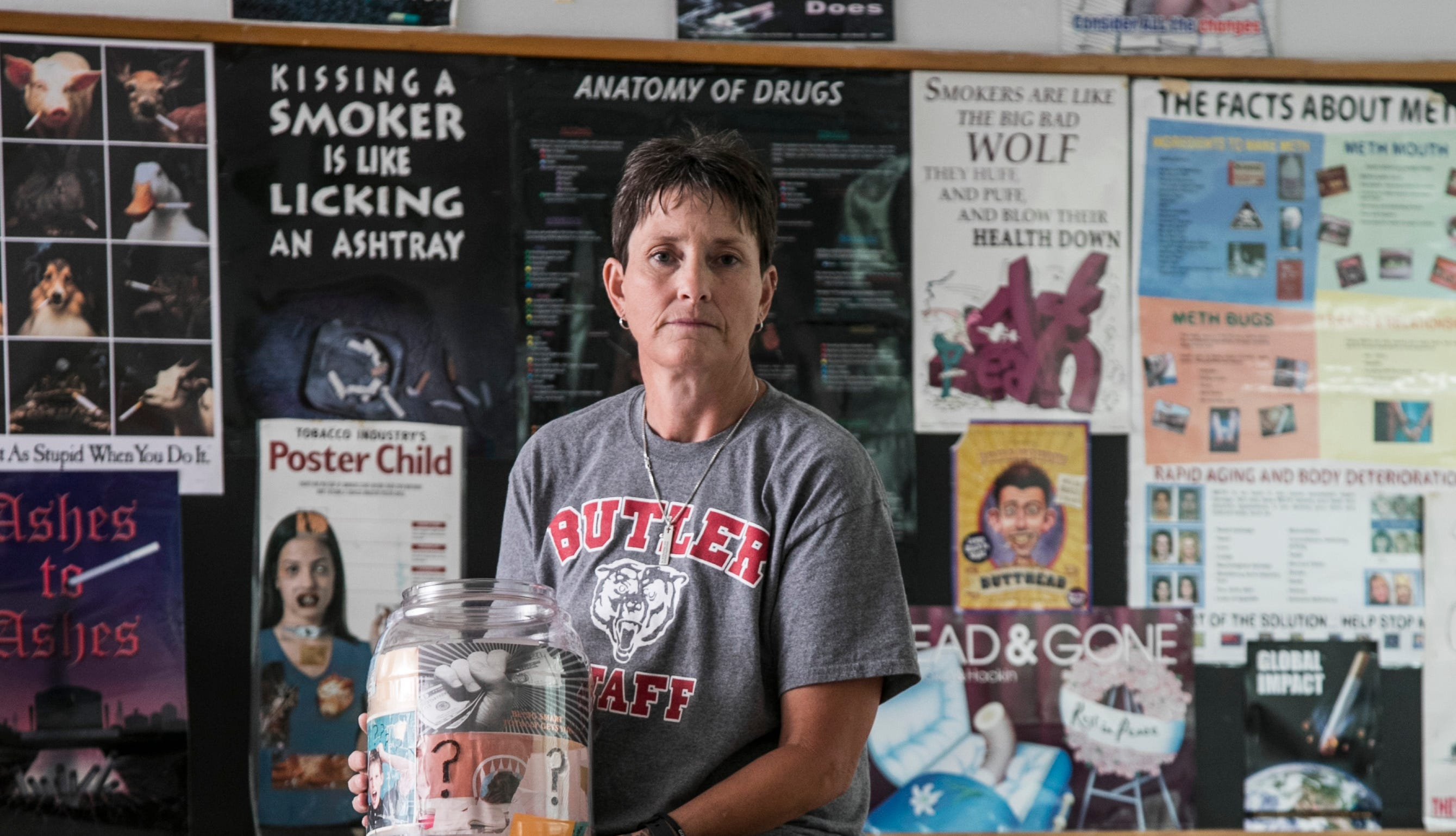 Opioid abuse surged in Jefferson County as JCPS drug education fell apart