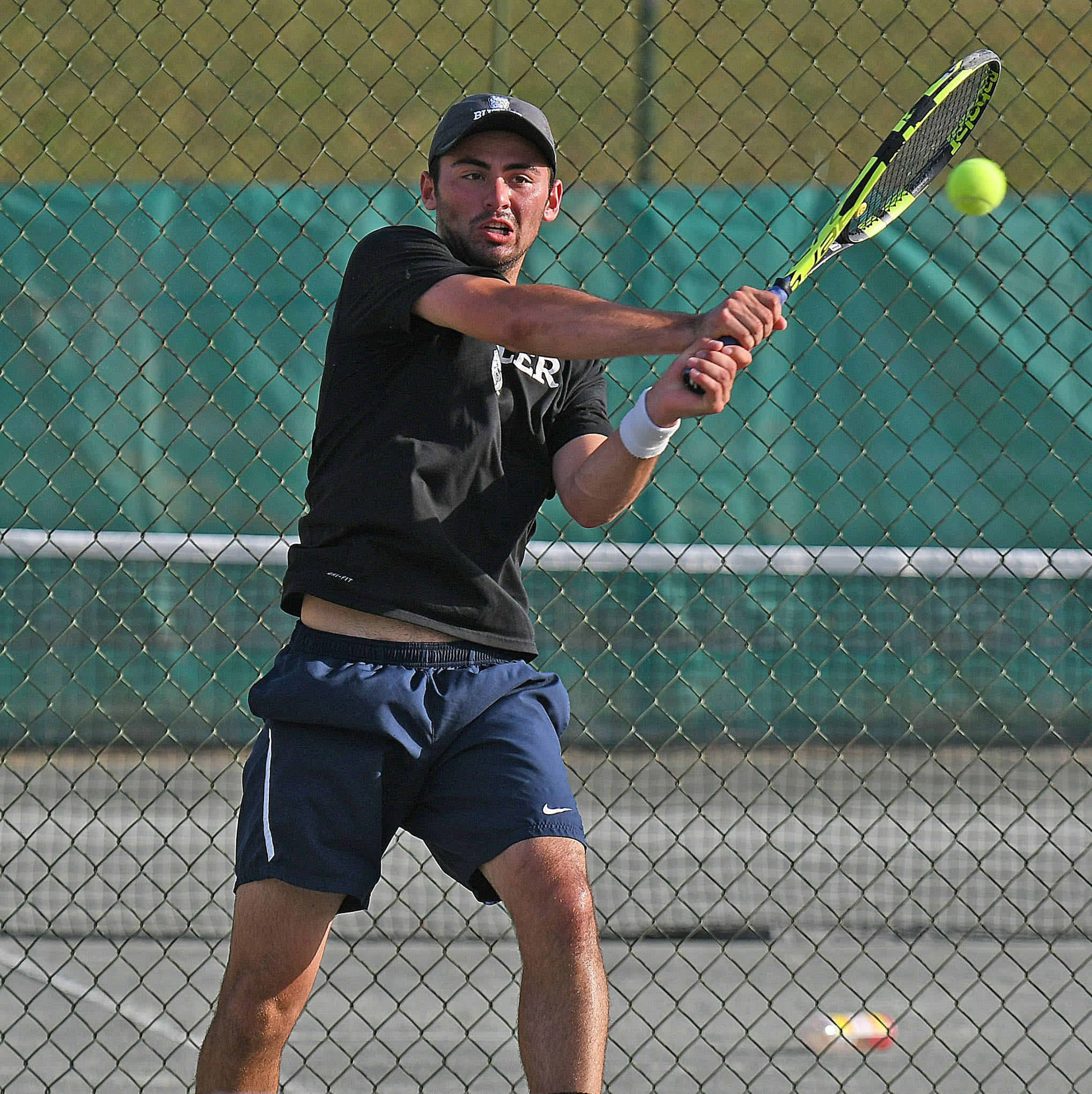 Among the elite: Dragos, Aleck take marquee titles in News Journal Tennis Tournament