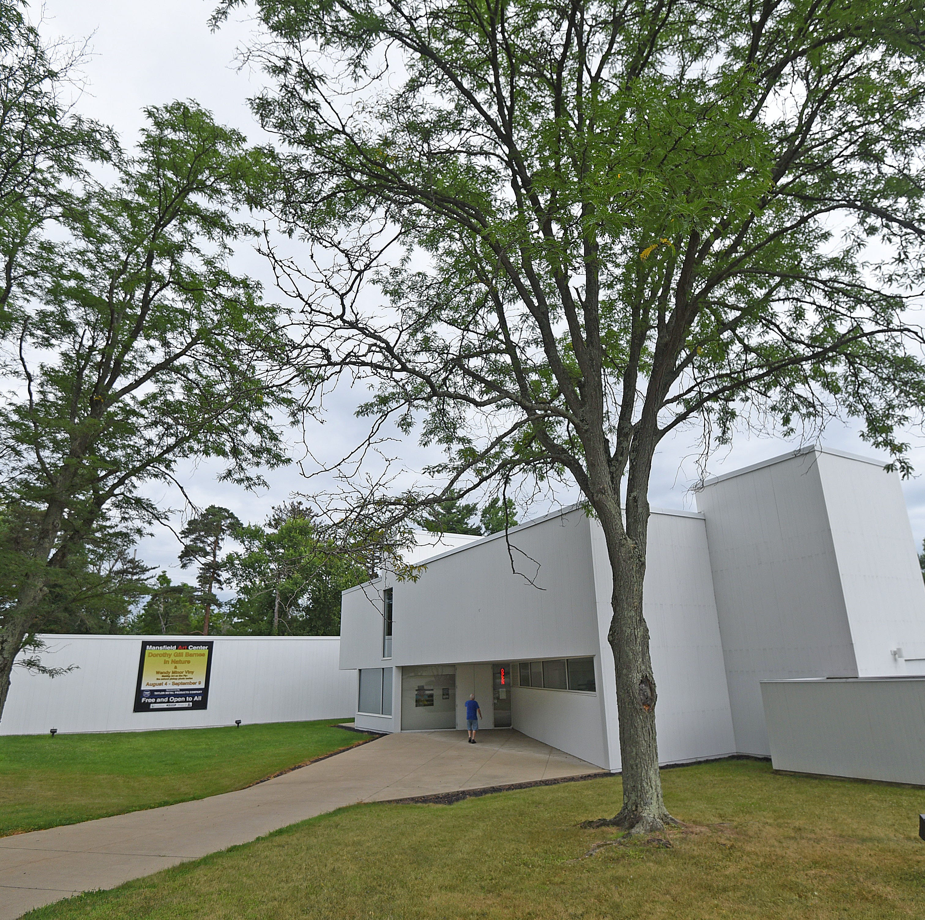Mansfield Art Center raising money for $2.63M renovation project