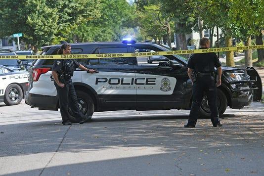 Adams Street Shooting