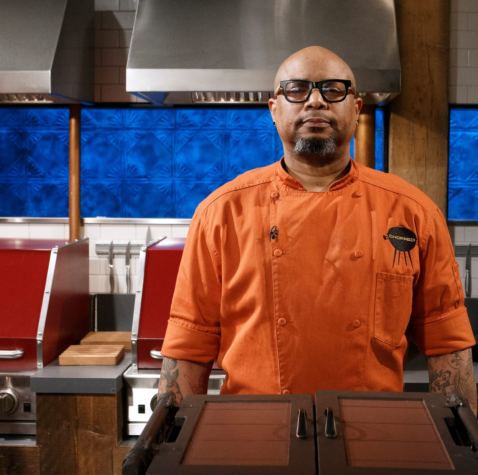 Chopped's top Memphis-style barbecue grill master is from ... Queens?