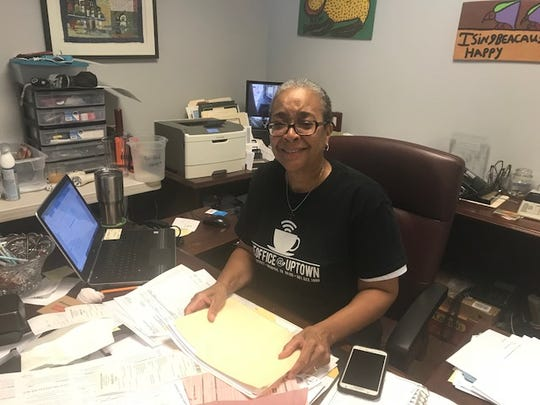 Valerie Colvin Peavy, general manager of The Office @Uptown, said she believes tough on crime promises, such as what GOP Shelby County mayoral candidate David Lenoir voiced, hold less appeal in an era of restorative justice.