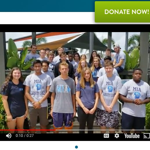 Cost of competition: Marco Island Academy teams take to the web for fundraising
