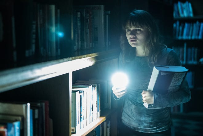 """Joey King plays a young woman whose research into paranormal activity brings her a little too close to it in """"Slender Man."""""""