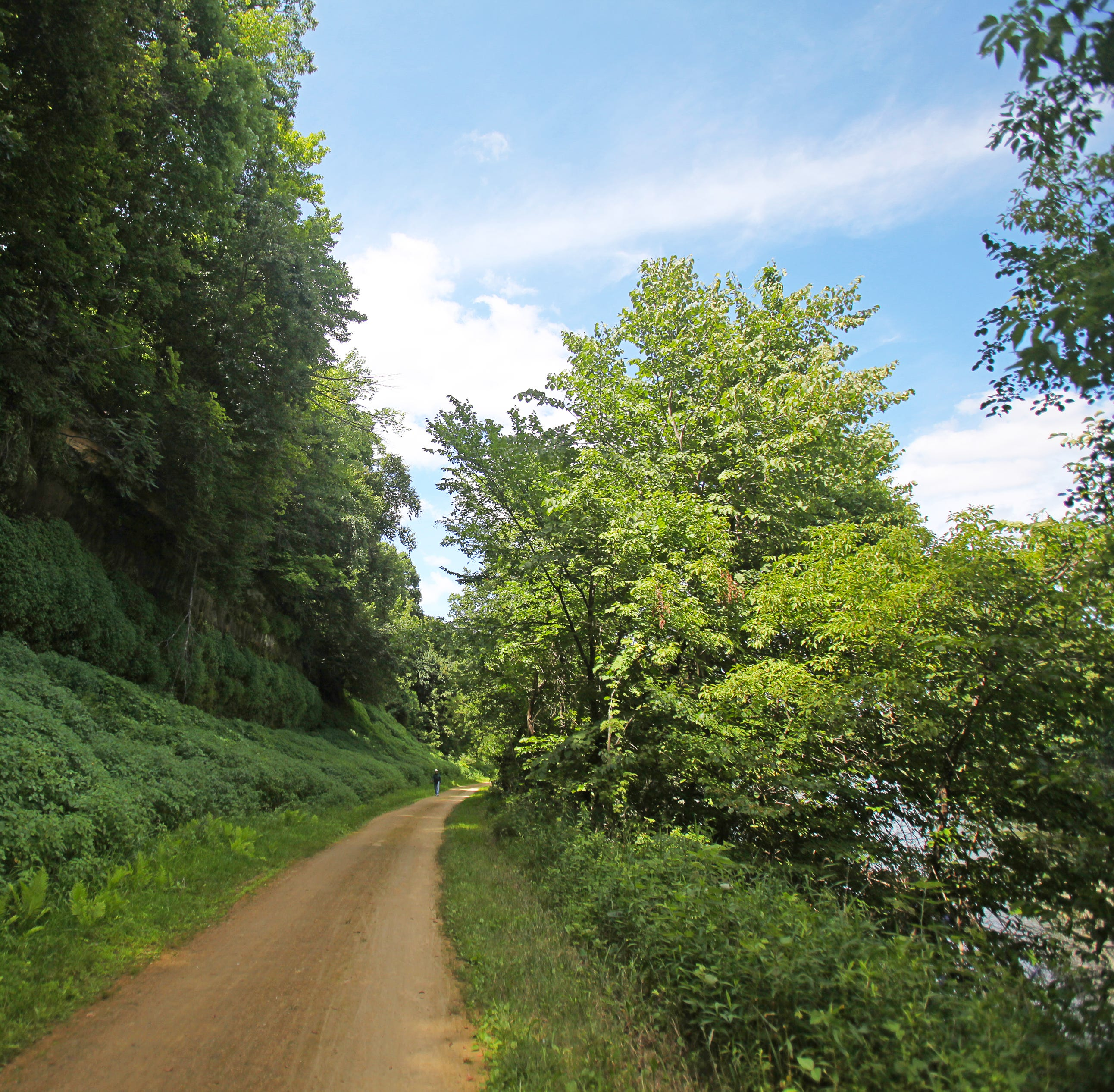 Bike trails, breweries and a charming B&B make for a relaxing rural getaway in the Menomonie area