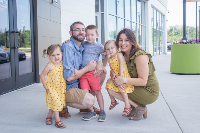 Dan and Christine Roehling started The Beat Goes On foundation shortly after their twins were diagnosed with restrictive cardiomyopathy.