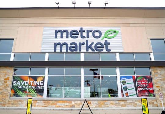 The Metro Market on County Line Road in Menomonee Falls.