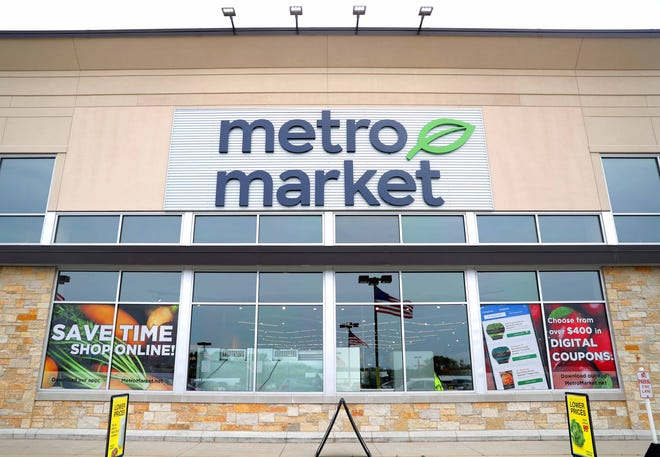 The Metro Market on County Line Road in Menomonee Falls August 7, 2018.