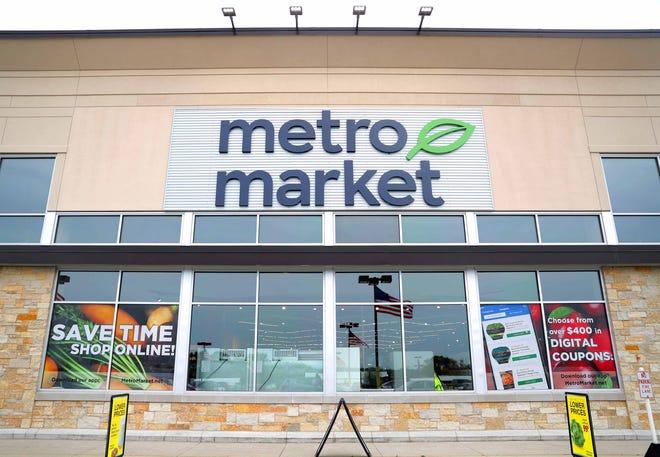 The Metro Market on County Line Road in Menomonee Falls August 7, 2018.