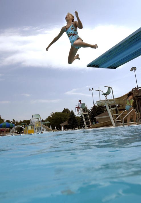 Cedarburg Municipal Pool