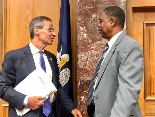 Senate panel meets on Medicaid