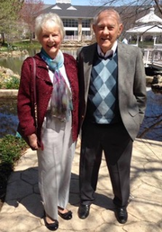 Charles, 91, and Evelyn, 88, Winegardner will be celebrating their 70th anniversary on August 8th.