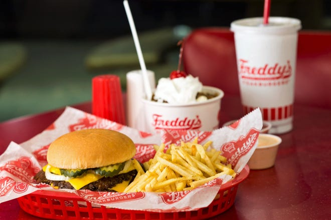 The Freddy's Frozen Custard and Steakburgers chain is coming to Las Cruces.