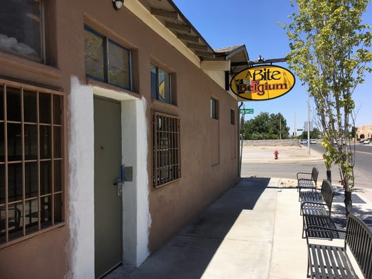 A Bite of Belgium, undergoing repairs after a late-night fire closed the restaurant in May, is on track to re-open at the end of the month.