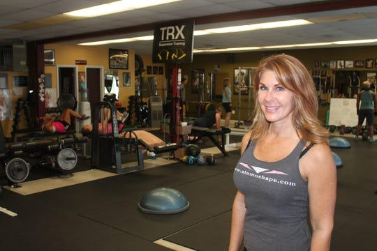 AlamoShape owner and trainer Rosemarie Ferrara is training three Alamogordo women who are competing in El Paso this weekend.