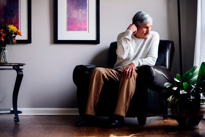 The onset of Alzheimer's disease or dementia can bring about depression and other affects that are challenging to patients and their families, but there are groups that can help.