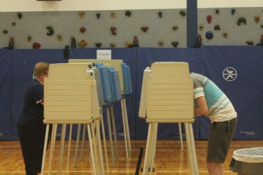 Riley voting