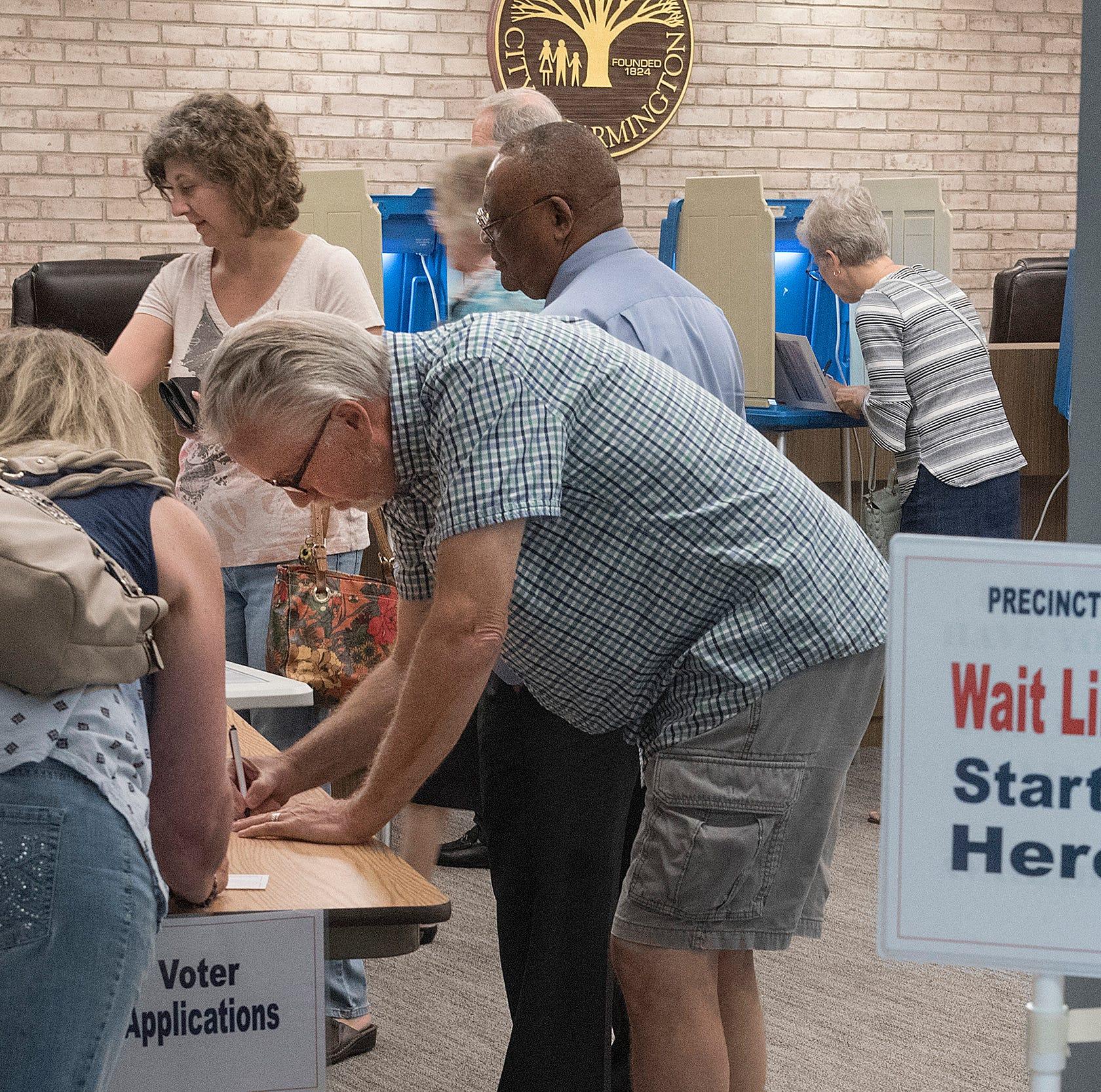 Farmington puts 3-mill tax proposal on November ballot