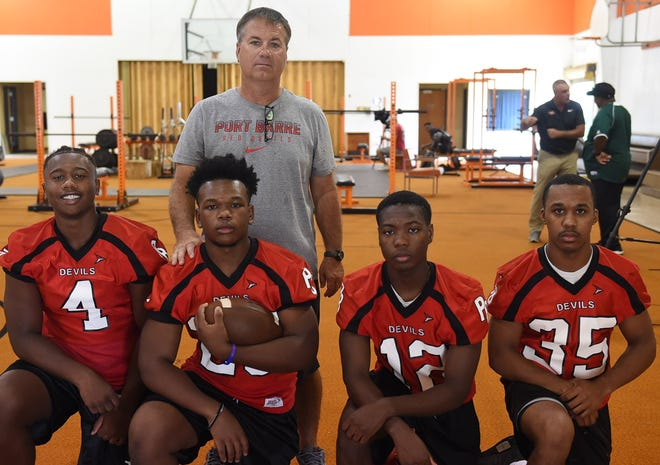 The Port Barre Red Devils have a number of skill position players returning, but there is a still question of youth and inexperience along both lines of scrimmage.