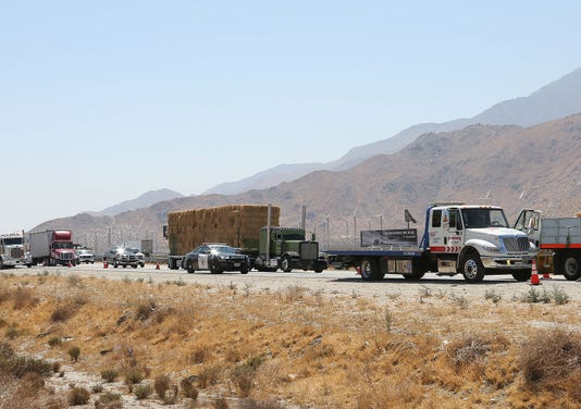 Tow Truck Driver Fatality Cabazon 2