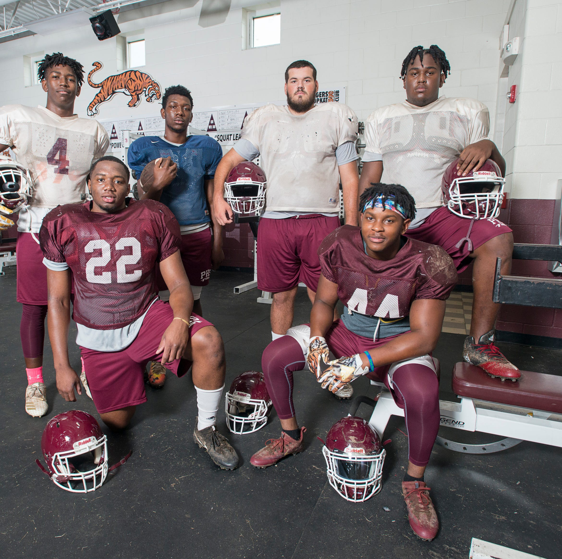 Pensacola High football feeling 'very scary' with transfers, improvements