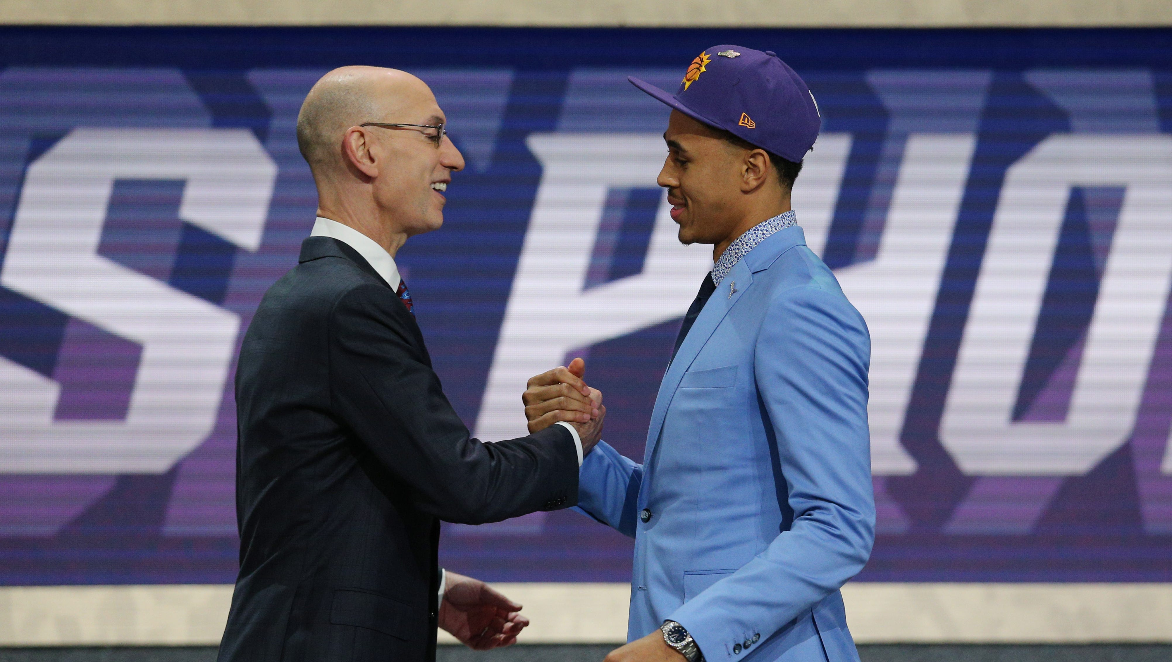 Philadelphia 76ers rookie Zhaire Smith suffered a fractured left foot.
