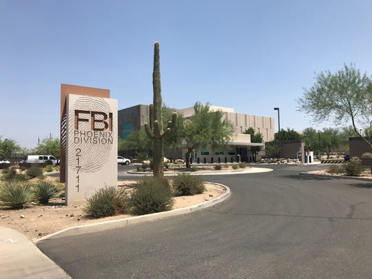 The Federal Bureau of Investigation's Phoenix branch