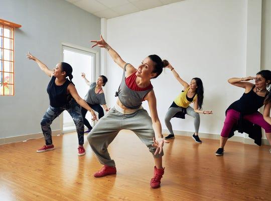 Estas competencias reúnen a más de 4 mil bailarines de 50 países