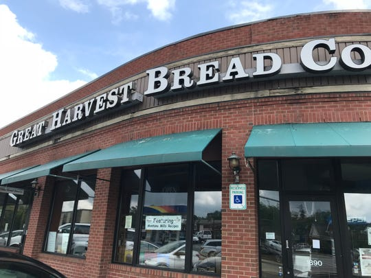 Great Harvest Bread Company is in Twelve Corners Plaza at 1890 Monroe Ave.