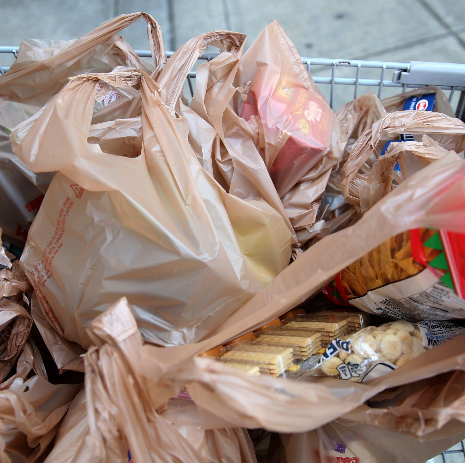 Oregon Legislature to weigh statewide plastic bag tax, single-use straw ban