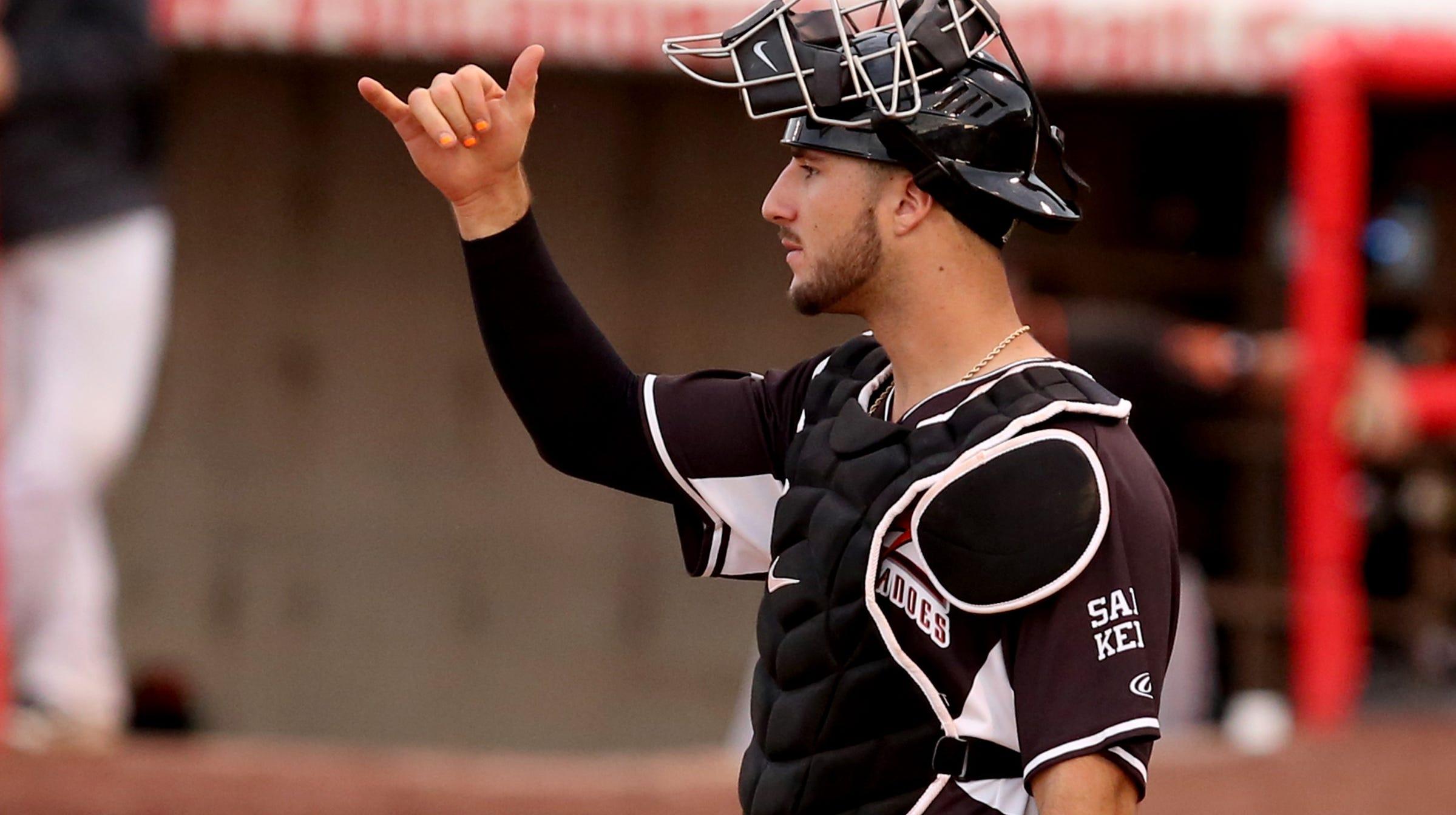 Volcanoes' Joey Bart boosts batting average to .346