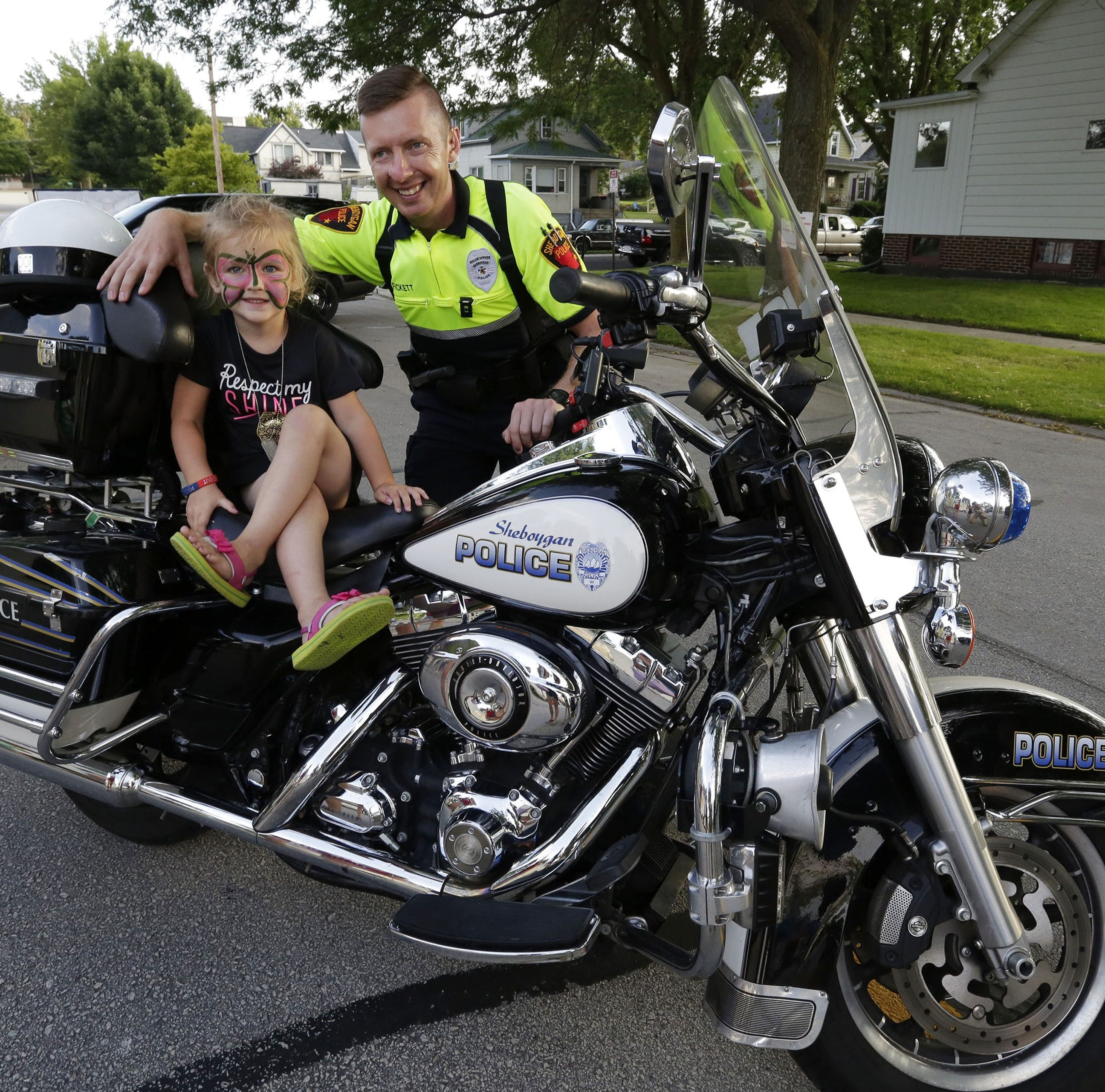 Step out for National Night Out in Sheboygan today