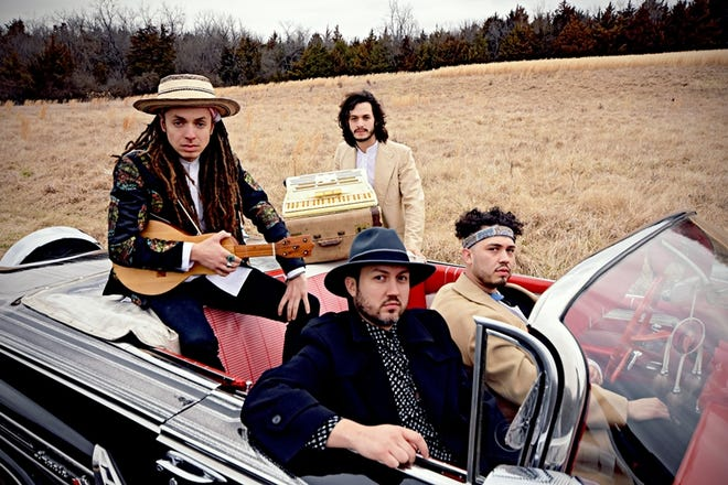 Making Movies performs Thursday, Aug. 9, at the free Levitt AMP Sheboygan Music Series concert on the City Green.