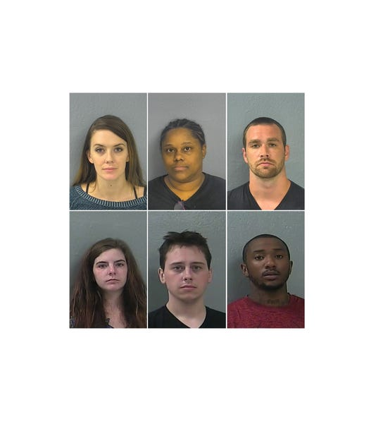 2d0cb005eb Are these 6 Springfield residents a heroin ring or addicts