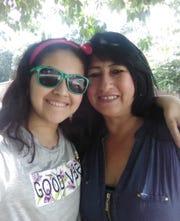 Angie Caroline Rodriguez Rubio (left) and Elizabeth Rodriguez Rubio.