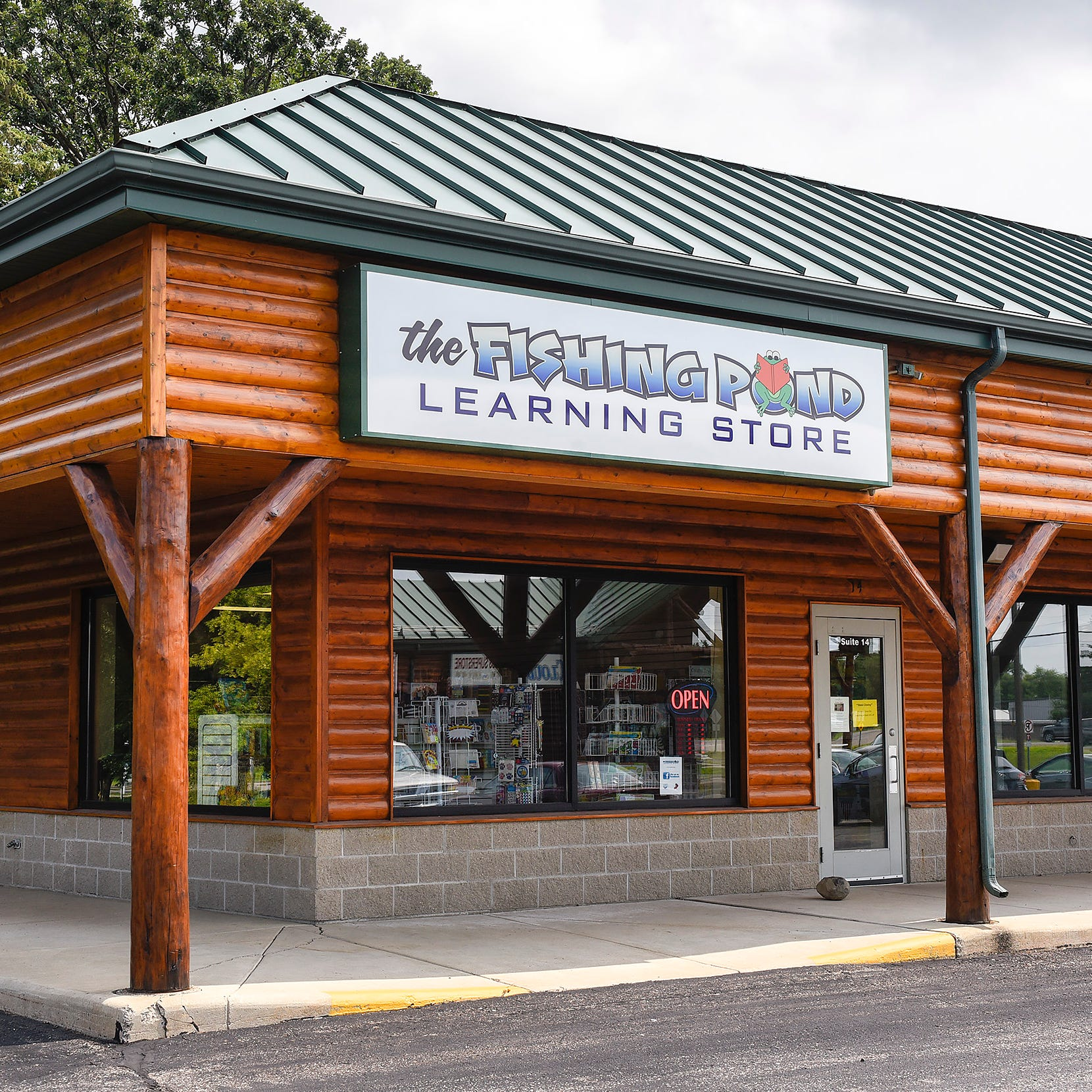The Fishing Pond learning store to close after 13 years