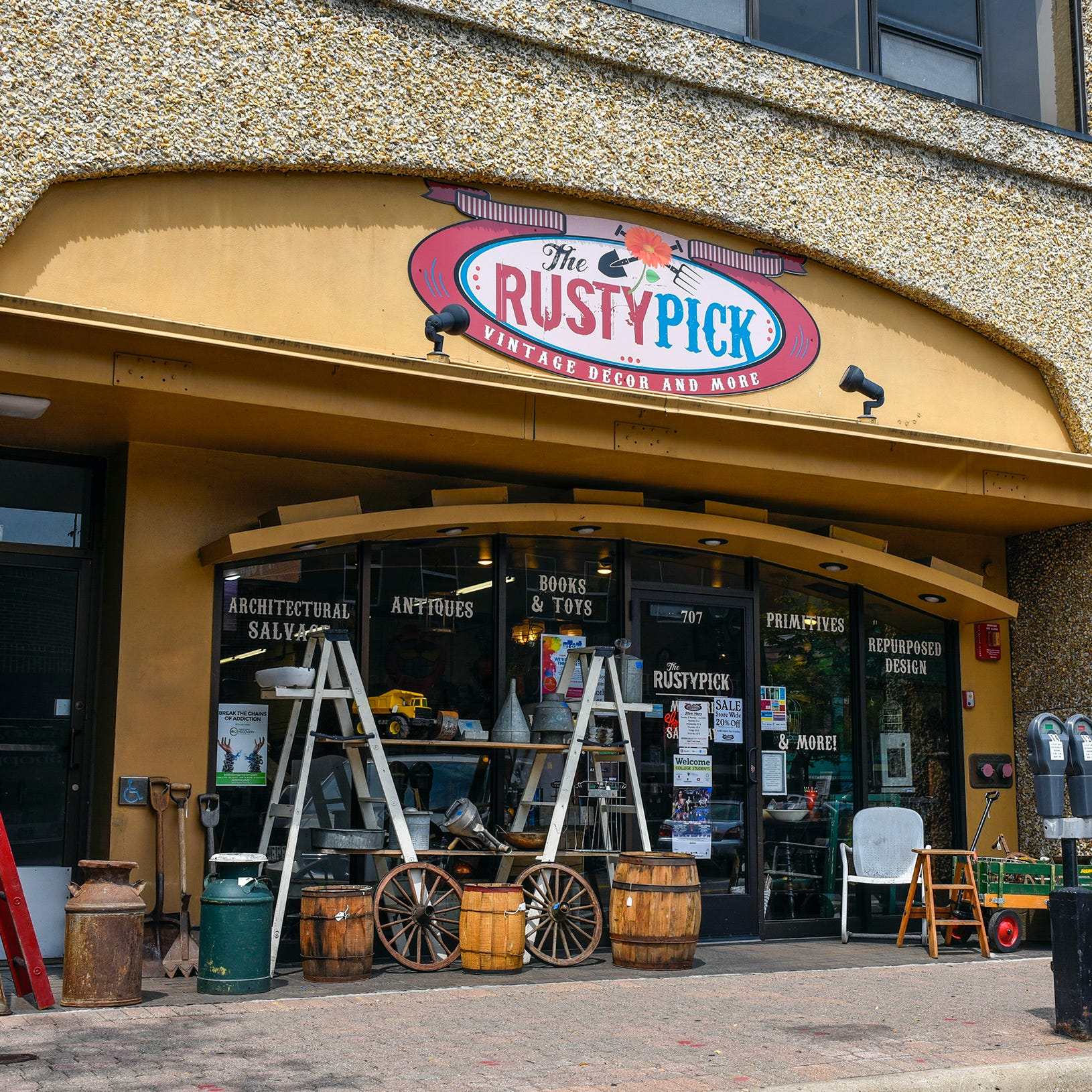 Rusty Pick closing downtown St. Cloud location to expand Waite Park store