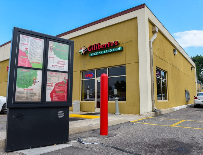 Giliberto's Mexican Taco Shop at 2301 W Division Street is open 24 hours a day, seven days a week shown Monday, Aug. 6, in St. Cloud.