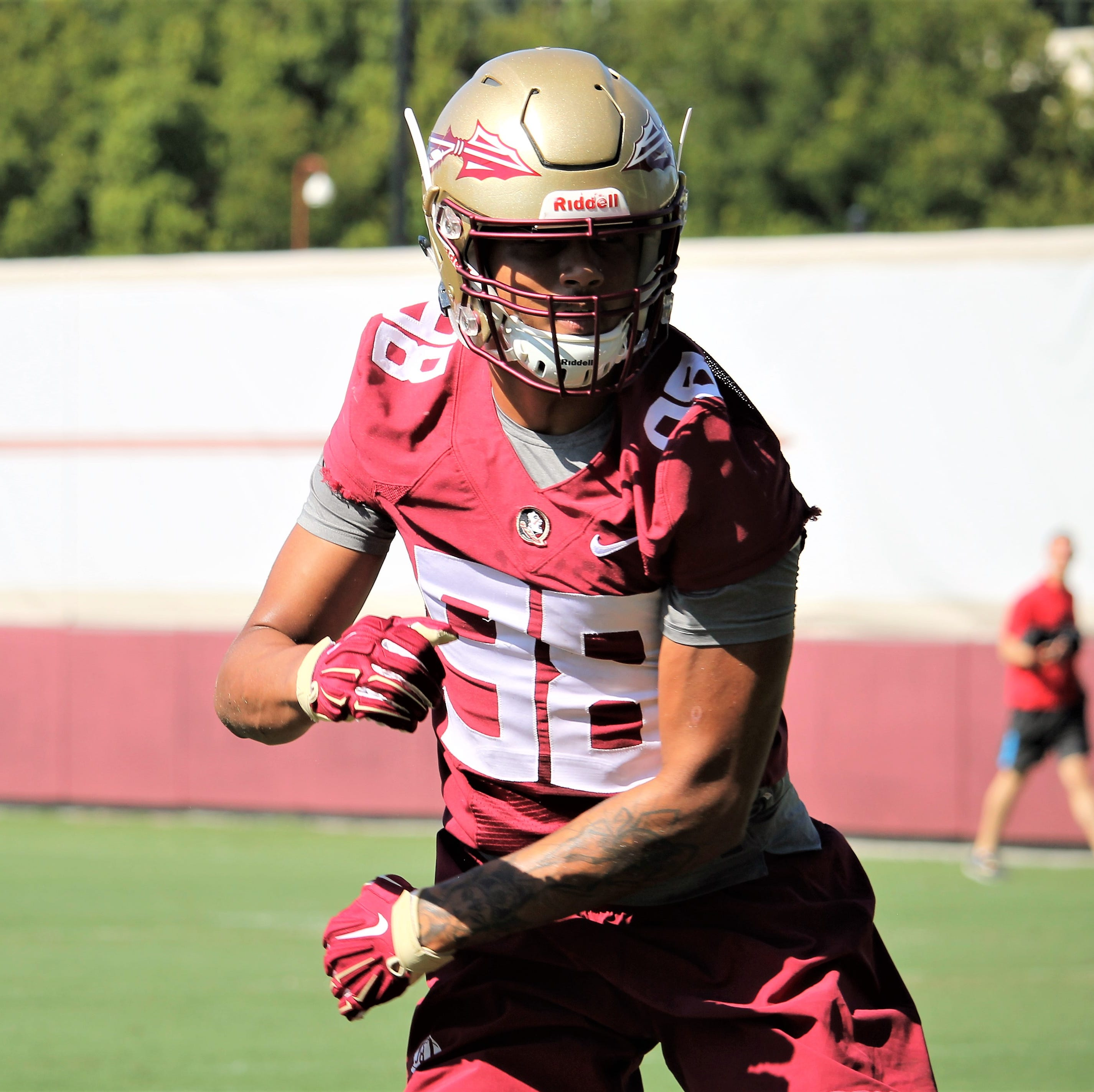 Defensive end Tre Lawson no longer on the FSU football team